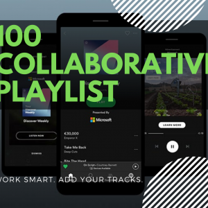 Collaborative Playlists 5